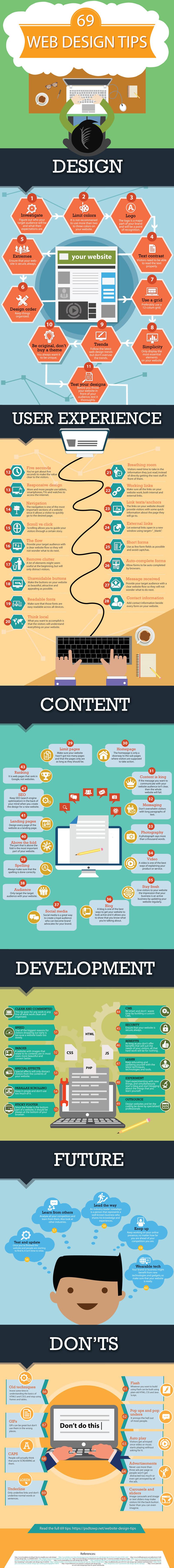 web-design-tips-infographic