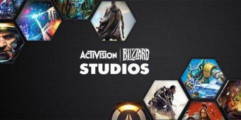 Activision apre uno studio per la produzione di film e serie animate