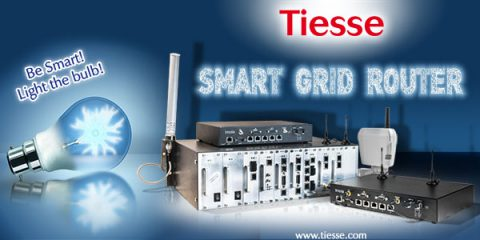 Tiesse, ecco i router made in Italy per le Smart Grid del futuro