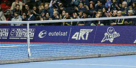 Eutelsat: il tennis in ultra HD per 'La Grande sfida 4'