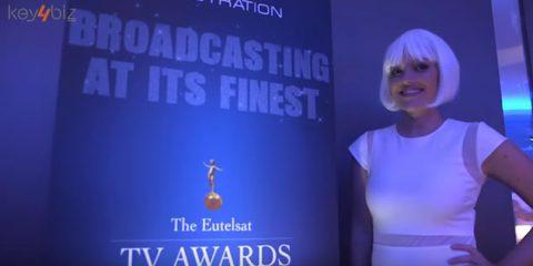 """Eutelsat TV Awards 2015, il videoreportage con tutti i premiati della """"Notte dei Satelliti"""""""