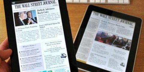 Quotidiani online, negli USA il 75% è già a pagamento