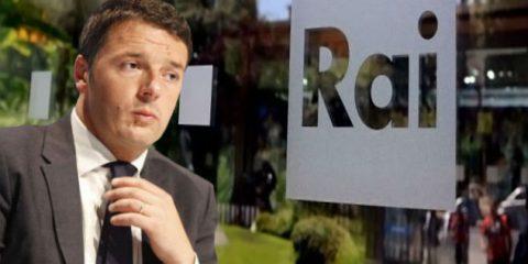 Canone Rai, Renzi pensa di abbassarlo ancora nel 2017