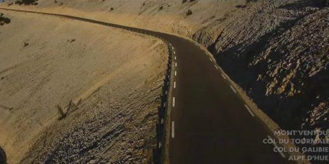 Video Droni. Da Mont Ventoux a Col du Galibier: le alpi francesi viste dal drone