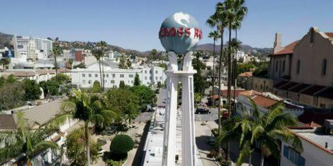 Video droni. Los Angeles, la città del cinema vista dal drone