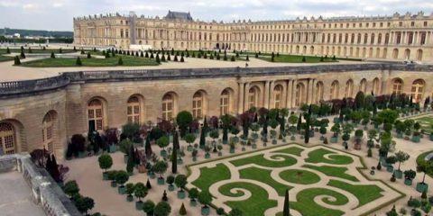 Video Droni. Segreti della storia alla reggia di Versailles