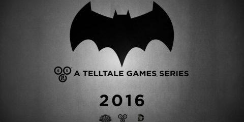 Il Batman di Telltale Games debutterà in estate