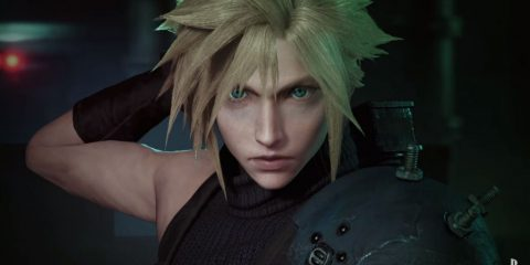 Final Fantasy 7, primo filmato di gameplay per il remake (video)