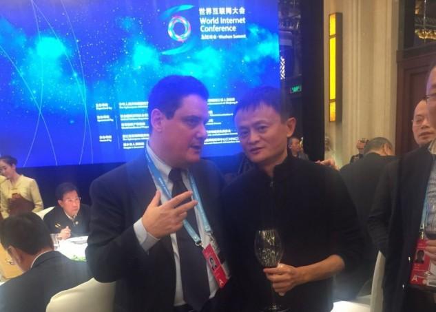 Luigi Gambardella_Jack Ma