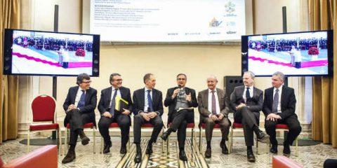Giubileo 4K, 3 satelliti Eutelsat per la prima diretta mondiale in Ultra HD