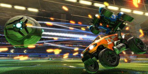 Rocket League in arrivo anche su Xbox One