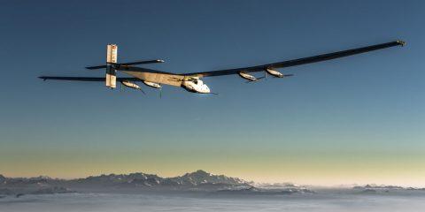 Solar Impulse 2 pronto a completare il giro del mondo