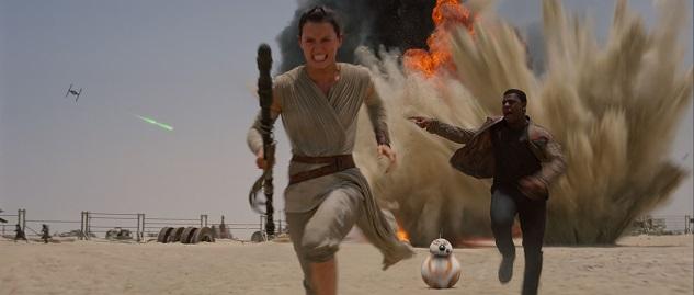 Star Wars - Il risveglio della forza foto 1