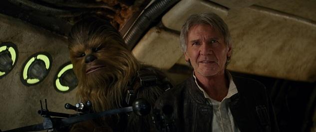 Star Wars - Il risveglio della forza foto 2