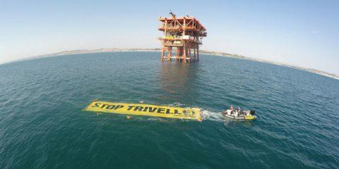 Trivelle nell'Adriatico: stop del Governo