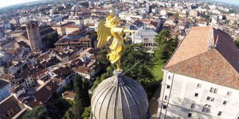 Una regione da scoprire: le bellezze del Friuli Venezia Giulia viste dal drone