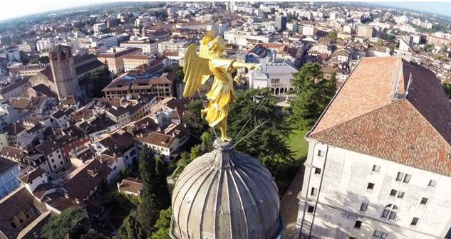 Le bellezze del Friuli Venezia Giulia viste dal drone