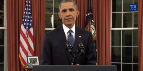 Lotta al terrorismo: Obama contro 'l'uso del web per sfuggire alla giustizia'
