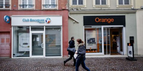 Orange-Bouygues: vicina l'intesa per la fusione