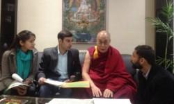 Smart city_Dalai Lama