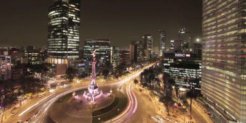 Video Droni. Città del Messico vista dal drone