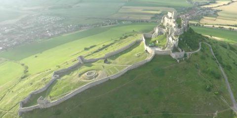 Video Droni. La Slovacchia, un paradiso in cui perdersi, vista dal drone