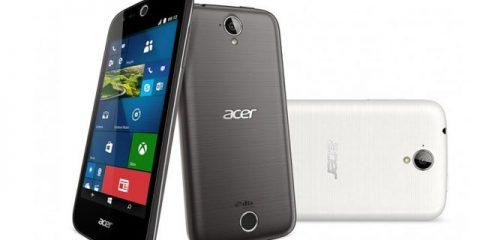 Cosa Compro. Acer Liquid Jade Primo: nuovo top di gamma per il rilancio di Windows Mobile