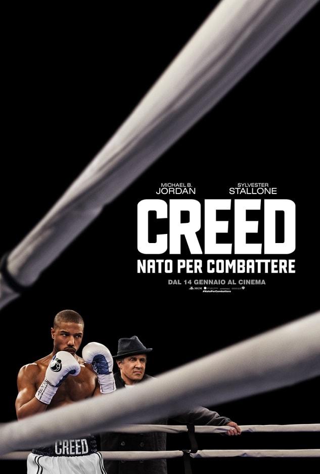 Creed-Nato per combattere poster
