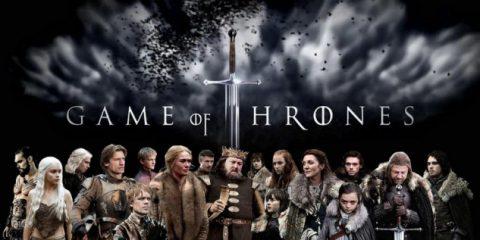 Copyright, 'Game of Thrones' la serie tv più piratata nel 2015