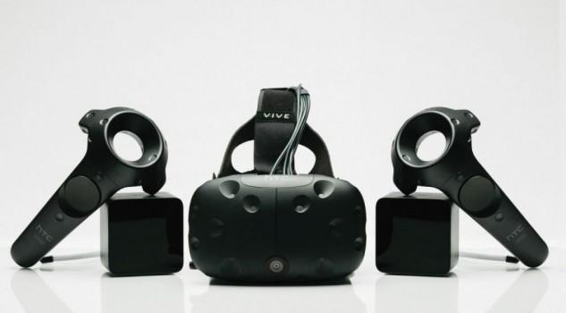 HTC Vive: ecco quando partiranno i pre-ordini