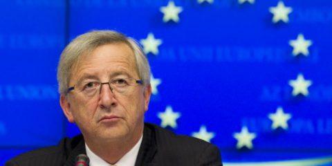 Mercato Unico Digitale, Juncker: 'In tre mesi investiti 50 miliardi'