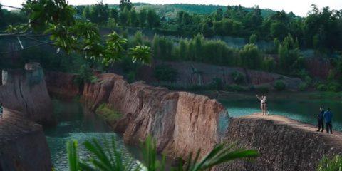 Video Droni. Il Gran Canyon Chiang (Tailandia) visto dal drone