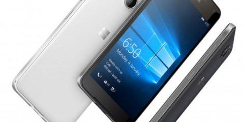 Cosa Compro. Microsoft presenta il Lumia 650: smartphone Windows 10 Mobile di fascia media