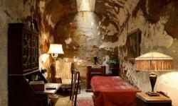 La cella che ospitò Al Capone per nove mesi di detenzione nel 1929
