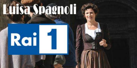 Schermo&Schermo, 'Luisa Spagnoli' e le miniserie Rai (video)