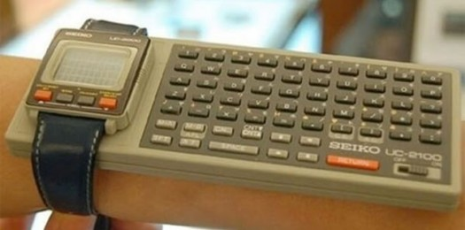: Uno smart watch nel 1984?
