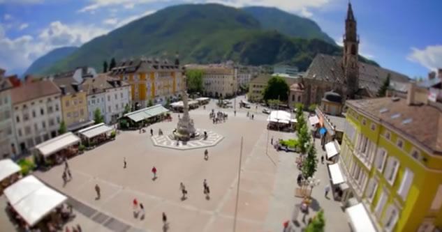 Grand Tour delle piazze d'Italia