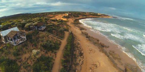 Video droni. A spasso per l'Africa a bordo del drone