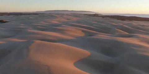 Video Droni. Foreste, oceano, deserto: la California vista dal drone