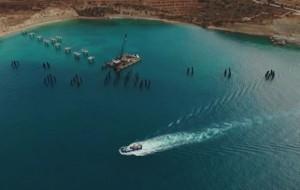 Malta vista dal drone