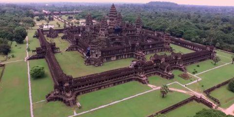 Video Droni. Sud-Est Asia: Cina, Cambogia e Tailandia viste dal drone