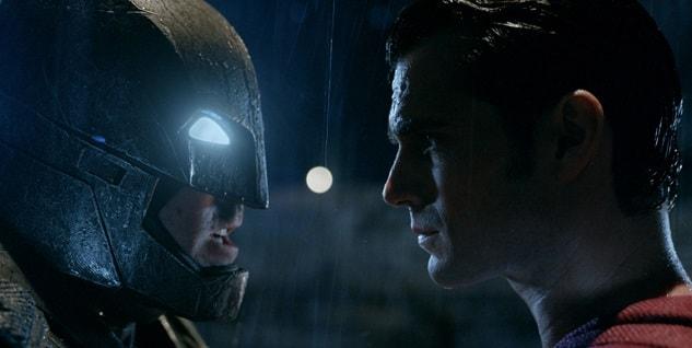 Batman v Superman Foto 1
