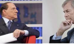 Berlusconi e Bollorè