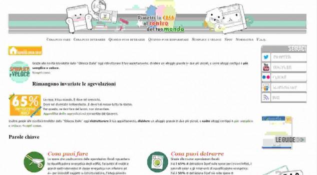Detrazione per acquisto mobili cheap il sito web per for Sito web per la progettazione di mobili