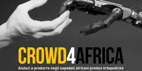 Crowd4Africa. Protesi ortopediche dalla plastica riciclata: ecco come contribuire