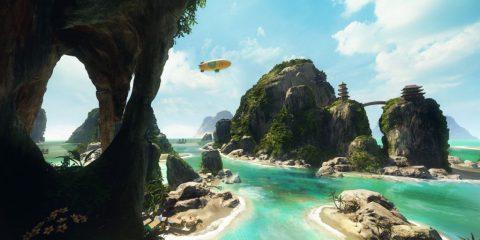 Crytek ha annunciato CryEngine V