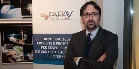 Mercato audiovisivo: 'Crescita solo nella legalità'. Intervista a Federico Bagnoli Rossi di FAPAV (video)