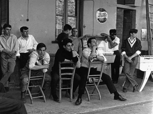 Italiani - Mario Cattaneo 1965