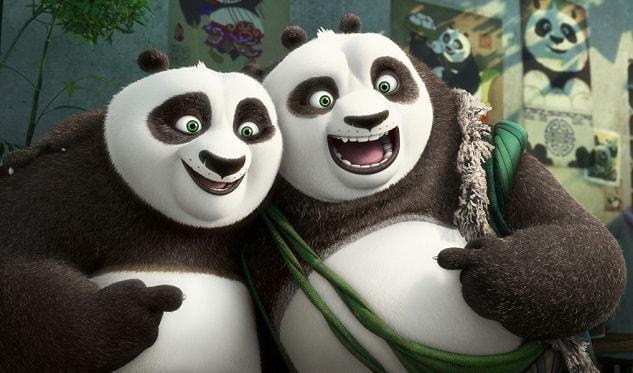Kung Fu Panda 3 Foto 2