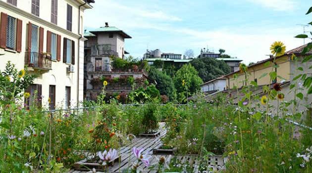 Green city milano 13 15 maggio per la citt verde e pi for Jardin urbain green bar